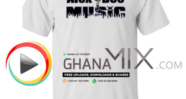 Alex Bee – My Baby Ft. Rapydo & Oboi Siki (Mixed by Mens Beat) (www.GhanaMix.com)