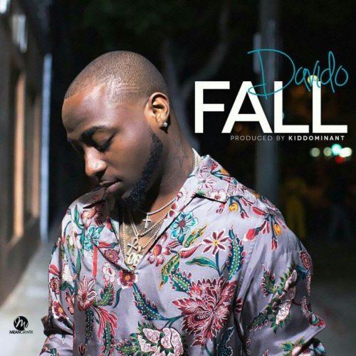 Davido – Fall (Prod. by Kiddominant)(www.GhanaMix.com)