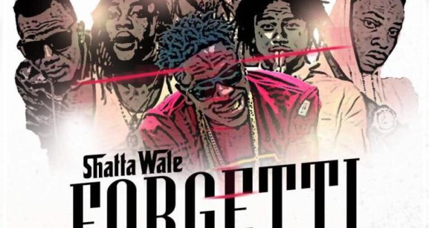 Shatta Wale – Forgetti Ft Joint 77, Addi Self, Pope Skinny, Captan & Natty Lee (www.Ghanamix.com)
