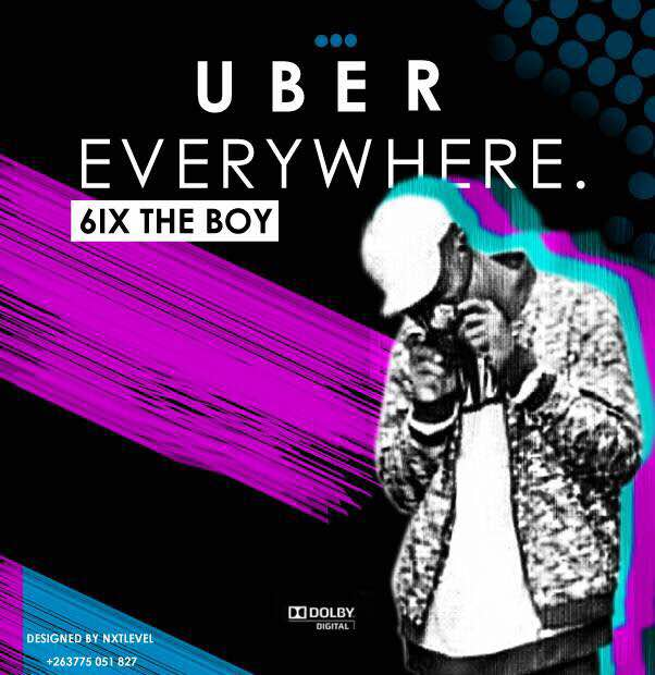 AubreySZN – Uber Everywhere (Prod. By Ziggy)(www.GhanaMix.com)