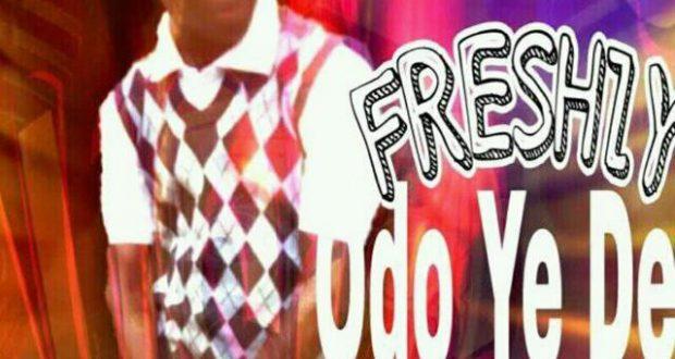 Freshly-Fakye Mi (Ft. lyvstyle)Prod. By DOB Music(www.GhanaMix.com)