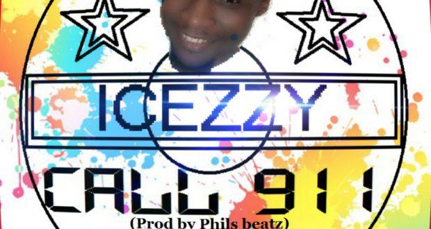 Icezzy -Call 911(Prod-by-Phils-beatz)(www.GhanaMix.com)