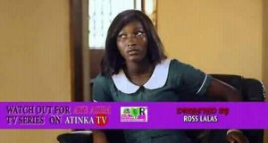Watch Freda Fathia Issaka (Rosina) Live on Atinka Tv This and Every Saturday at 7:30am